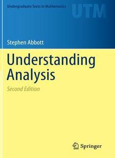 Understanding Analysis Second Edition