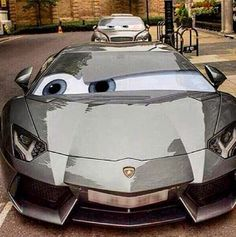 Humm that Bentley doesn't look very happy. by Photocutout High Performance Cars, Weird Cars, Crazy Cars, Rear Wheel Drive, Disney Cars, Car Car, Fast Cars, Sport Cars, Exotic Cars