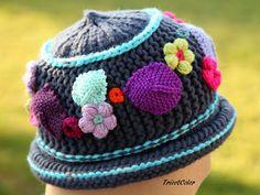 Tricotcolor: Hats Hülle und Fülle!