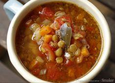 Fakes – najlepsza zupa z zielonej soczewicy