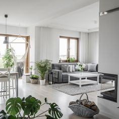 Tam_i_tu Pauli – odwiedzamy dom pełen inspiracji Interior Design Living Room, Living Room Decor, Bedroom Decor, Sustainable Design, Kitchen Decor, House Design, Decoration, Furniture, Home Decor
