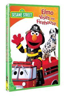 Sesame Street - Elmo Visits the Firehouse GENIUS PRODUCTS INC http://www.amazon.com/dp/B00006IKBP/ref=cm_sw_r_pi_dp_G2cQwb0FSRXFR