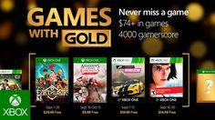 Games with Gold: jogos grátis na Live para setembro de 2016 - http://www.showmetech.com.br/games-with-gold-de-setembro/