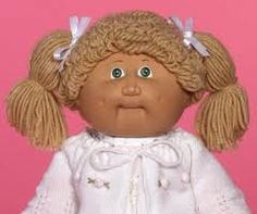 i loved my cabbage patch dolls!