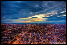 Chicago HDR 04 by ~delobbo on deviantART