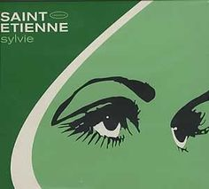 """For Sale - St Etienne Sylvie UK  CD single (CD5 / 5"""") - See this and 250,000 other rare & vintage vinyl records, singles, LPs & CDs at http://991.com"""
