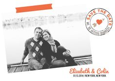 Postcard Bliss by Chica Design @Greenvelope