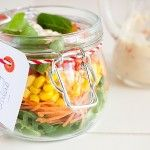 Our Guide to the Ultimate Salad in a Jar - http://www.trimdownclub.com/our-guide-to-the-ultimate-salad-in-a-jar/