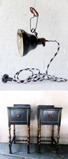 vintage home furnishings