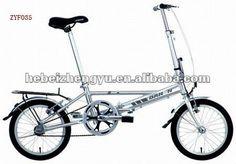 De calidad superior plegable bicicleta