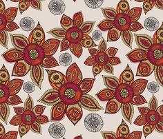 Eve fabric by valentinaramos on Spoonflower - custom fabric