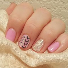 #silverchevronjn #lilacjn #bachelorettejn #trushinejn #berrybling #jamberry… Nail Design, Nail Art, Nail Salon, Irvine, Newport Beach