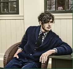 Oscar Spendrup for Boomerang F/W 2013