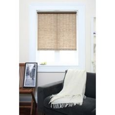 Create rich texture and warmth in any room with this natural woven ...