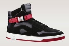 Louis Vuitton Spring Summer 2014 Men's Sneakers