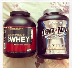 Mas opciones de Proteins Buenas!!