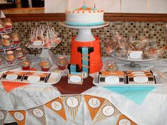 Rachael's Baby shower | CatchMyParty.com