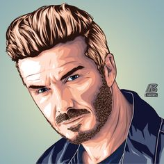 "Check out my @Behance project: ""DAVID BECKHAM"" https://www.behance.net/gallery/42421437/DAVID-BECKHAM"