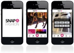 Snap Fashion - Clothes-recognition app can identify clothes and where to buy them: take out phone, launch the free app, select the product type that you want to search, and then snap it. Users can browse matches, save favourites to buy later, or click through directly to the retailer's website to buy now.