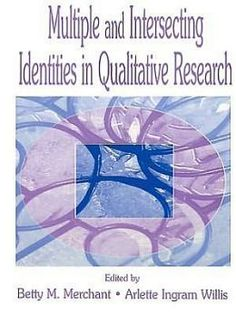Merchant, Betty, and Arlette Ingram Willis, eds. Multiple and intersecting identities in qualitative research. Psychology Press, 2000.