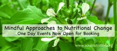 Mindful Eating events run by Soul Nutrition - details @ http://blog.soulnutrition.org/2014/05/soul-nutrition-events-now-available-book/