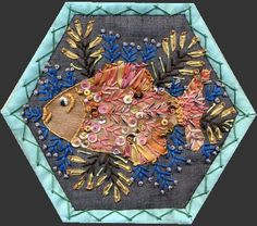 Gipsy Quilt: BeeQuilt Fish
