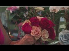Wedding Floral Arrangements : How to Make a Rose Wedding Bouquet - YouTube