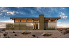 Off The Grid Desert Shelter. Find This Pin And More On Energy Efficient  House Plans ...