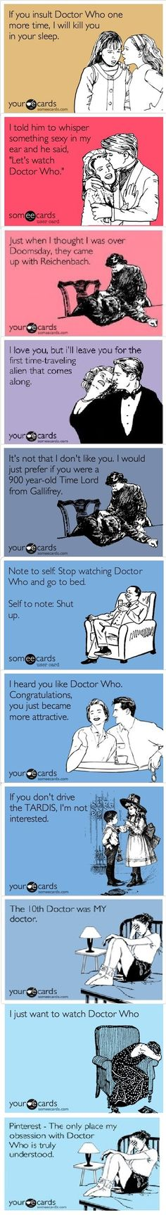 Doctor Who e-cards