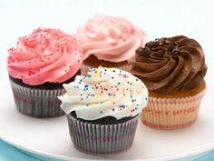 Cupcakes mit leckerem Frosting http://www.fuersie.de/kochen/backrezepte/top-6-frosting-rezepte