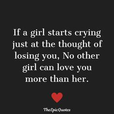 If a girl starts crying just at the thought of losing you – Typical Miracle Quotes Deep Feelings, Mood Quotes, Crush Quotes, Life Quotes, Emotional Quotes Love, True Love Quotes For Him, Cute Love Quotes, Hurt Quotes For Him, Wallpaper Aesthetic