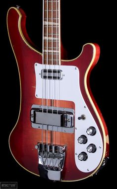1972 Rickenbacker 4001