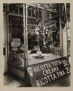 "Berenice Abbott (1898-1991). ""Park Avenue and 39th Street,"""