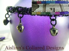 Byzantine Belly Dancing Slave Bell Anklet by aislinnscollared