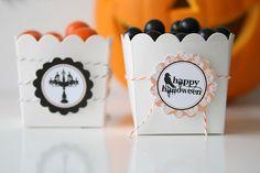 12 Fabulous Halloween Favour Ideas