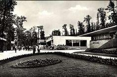 Postázás dátuma1959.  Úttörővasút Budapest Hungary, Wwii, The Past, Mid Century, Mansions, House Styles, Outdoor, Vintage, Outdoors