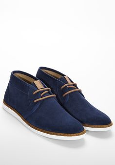 FRED PERRY Claxton Mid Suede B4257