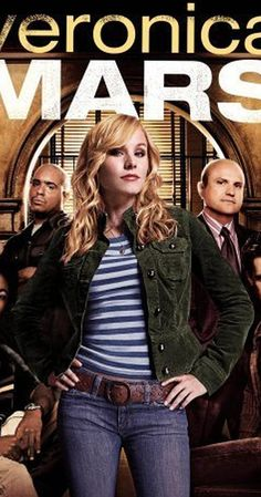 Created by Rob Thomas.  With Kristen Bell, Percy Daggs III, Jason Dohring, Francis Capra. After her best friend is murdered and her father is removed as county sheriff, Veronica Mars dedicates her life to cracking the toughest mysteries in the affluent town of Neptune.