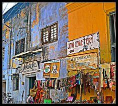 Jew Town (Cochin, India)
