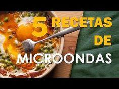 Pechuga de Pollo al Microondas en 3 minutos @envidiacocina 18 - YouTube Microwave, Food And Drink, Low Carb, Tasty, Beef, Cooking, Kitchen, Youtube, Chicken Salad