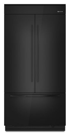"Jenn-Air® 42"" Fully Integrated Built-In French Door Refrigerator by Jenn-Air® on HomePortfolio"