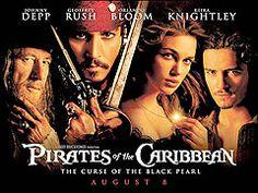 Piráti z Karibiku: Prokletí Černé perly, Sleduj filmy online zdarma na SledujuFilmy.cz