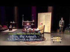 Israel and America twin nations in prophecy perry stone and bill cloud part 4
