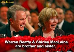 21 Famous People With Mind-Blowing Family Connections | Cracked.com