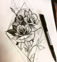 #wip done by @cassandra_tattoos from #inktober