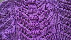 Free Knitting Pattern - Scarves: Totem Scarf