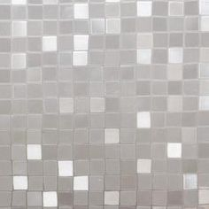 GILA 36-in W x 78-in L Translucent Mosaic Privacy/Decorative Static Cling Window Film