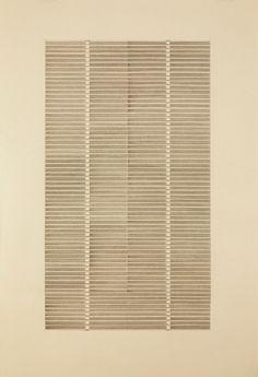 """untitled 2012_12_11 graphite on manila tagboard 18"""" x 12"""" (45.7 x 30.5)cm Matt Niebuhr"""