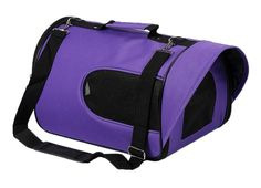 Purple Pet Carrier Tote Bag for Dog and Cat ** Be sure to check out this awesome product. (This is an affiliate link and I receive a commission for the sales) #Kitty
