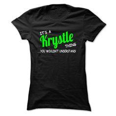 Krystle thing understand ST420